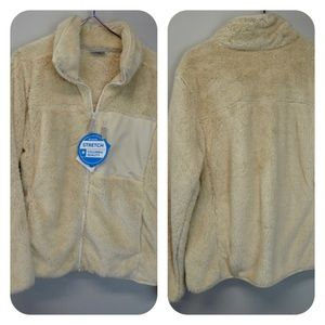 Columbia Keep Cozy Full Zip Fleece Jacket Coat NWT